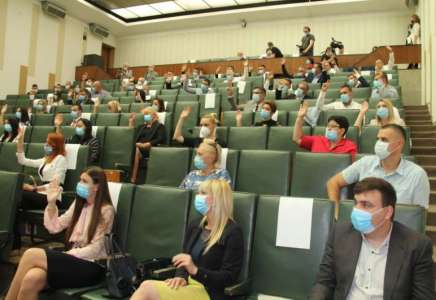 Sednica Skupštine grada Pančeva zakazana za 25. septembar