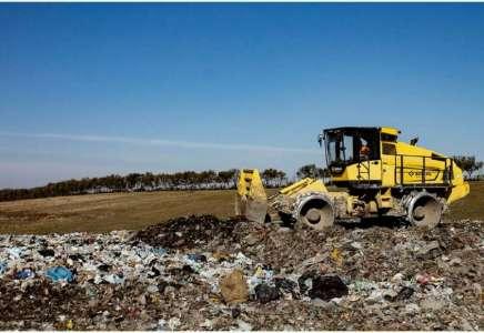 Svakog dana 100 tona otpada odnese se na Sanitarnu deponiju u Pančevu