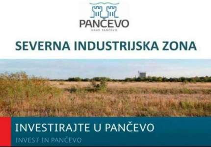 Severna poslovna zona - razvojni prioritet Pančeva