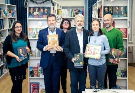 Predstavljanje srpske dečje književnosti u Moskvi