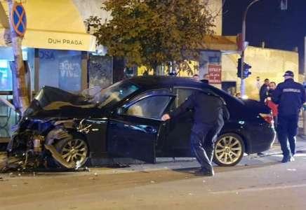 Saobraćajna nesreća u centru Pančeva