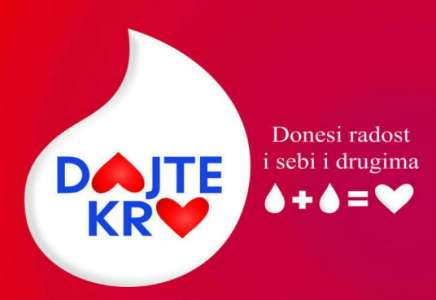 Akcija dobrovoljnog davanja krvi u Pančevu u sredu, 12. avgusta