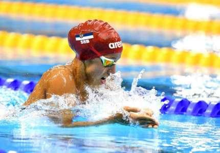 Plivačica Anja Crevar izborila normu za Tokio