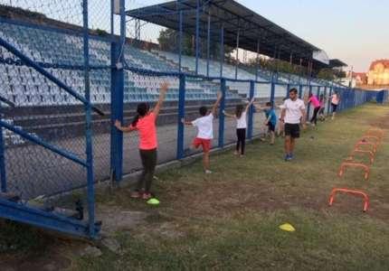 Promocija sporta i rekreacije među učenicima u Pančevu