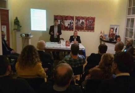 "Predstavljena knjiga ""Ko je Nikola Zega"" u Beogradu"