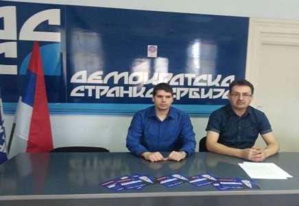 DSS poziva Pančevce da na predsedničkim izborima glasaju za Aleksandra Popovića