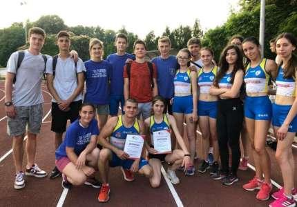 Marija Mrkela i Aleksa Živanov ponovo najbolji u Srbiji