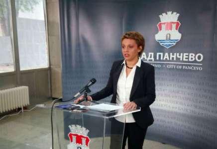 Maja Vitman: novac za završetak zgrade Zavoda za javno zdravlje Pančevo obezbeđen