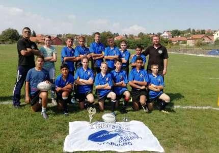 Još jedan trofej u vitrinama Ragbi kluba Borac