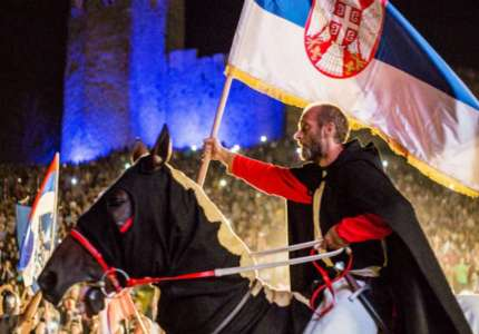 Just Out - najveći viteški festival u Evropi i ove godine kod manastira Manasija
