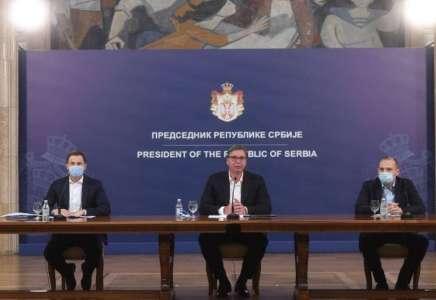 Nove mere i zabrana kretanja u Beogradu od petka do ponedeljka