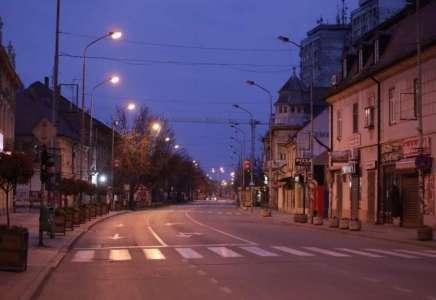 U Pančevu od danas ograničeno radno vreme ugostiteljskih objekata