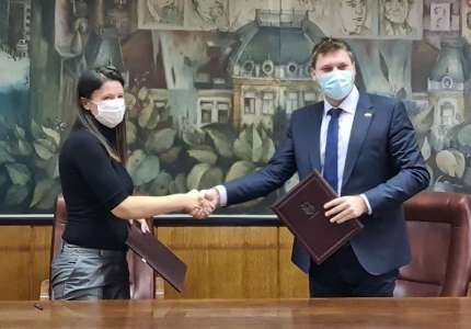 """Grad Pančevo i organizacija """"Help"""" u zajedničkom projektu"""