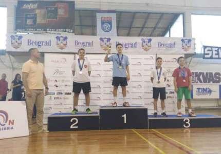 Badminton: treće mesto za Mihajla Viga