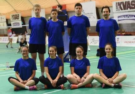 "Badminton: odličan nastup takmičara ""Dinama"""