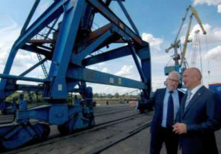 "Luka ""Dunav"" ogroman industrijski potencijal"