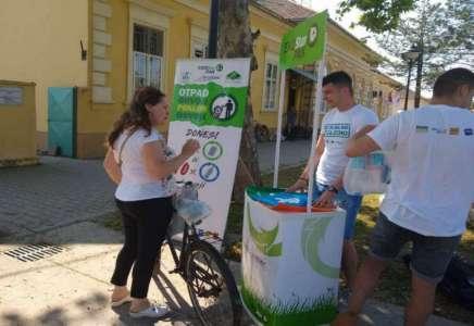U Jabuci organizovano prikupljanje kabastog otpada i plastične ambalaže