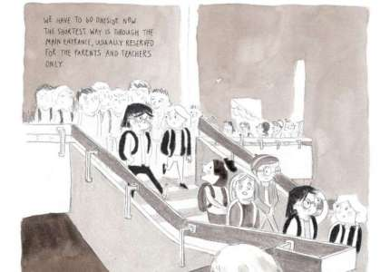 Strip autorka Dragana Radanović izabrana na konkursu Ukrštenih umetničkih rezidencija između Srbije i Francuske