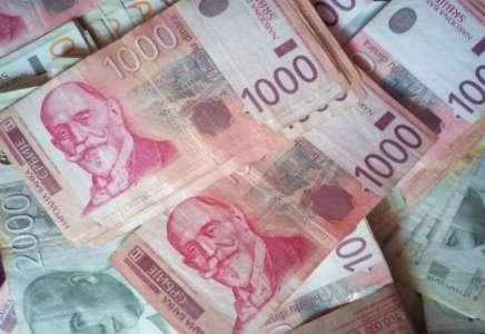 Redovna i privremena novčana naknada za avgust