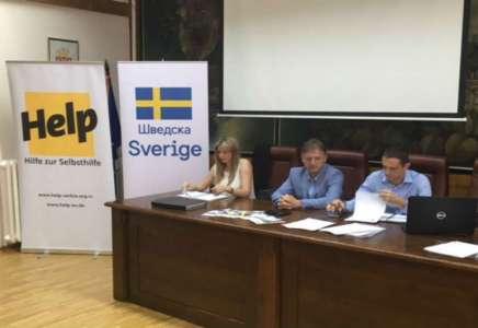 """Predstavljen projekat """"Smanjenje siromaštva kroz mogućnosti zapošljavanja u cilju pristupanja Srbije Evropskoj uniji"""""""