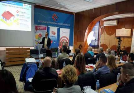 RNIDS: Održana besplatna edukacija za privrednike Pančeva
