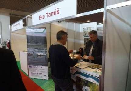"""Predstavljen projekat """"Eko Tamiš - novi turistički projekat"""" na Sajmu turizma u Novom Sadu LORIST"""