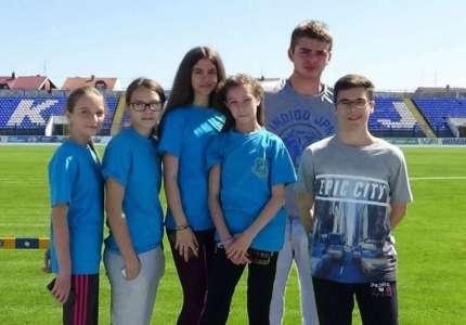 Četiri medalje za atletičare Panonije na takmičenju u Hrvatskoj
