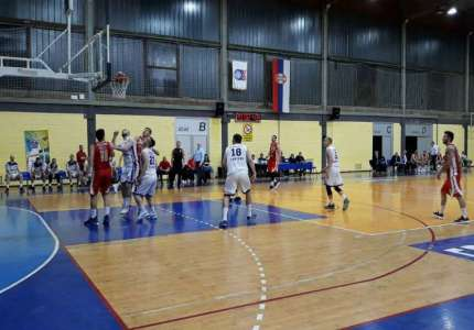 KK Tamiš izgubio od ekipe Borca iz Čačka
