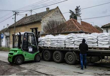 JKP Higijena obezbedila dovoljne količine soli za predstojeću zimu