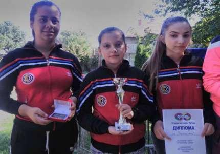 Streljaštvo: Pionirke su šampionke države, a Marija Aleksić druga u trostavu