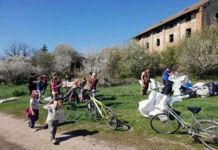 Banatski Brestovac: organizovana akcija čišćenja Ponjavice