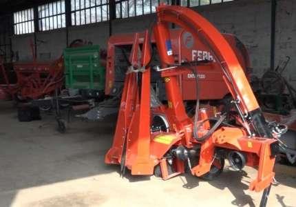 Tri nove mašine za Poljoprivrednu školu