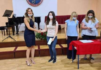 Uručene nagrade maturantima srednjih škola