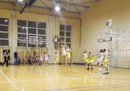 Košarka: Kris Kros pobedio ekipu Hajduka