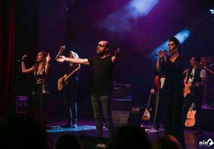 Novogodišnji koncert Nevernih beba u Pančevu