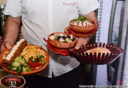 Restoranu Konoba 32 u Pančevu potrebni radnici