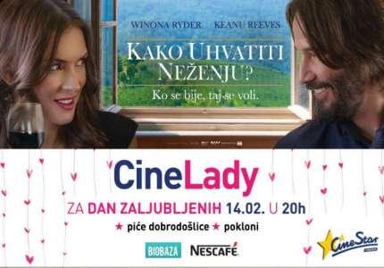 Provedite Dan zaljubljenih s najdražim prijateljicama u Cinestaru