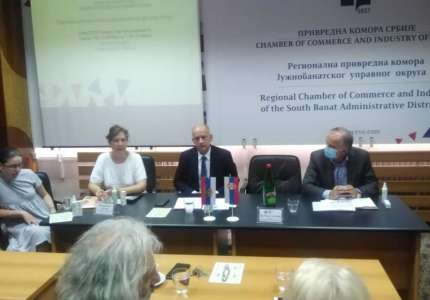 Poslovni susreti sa privrednicima Privredne komore Rostova na Doni