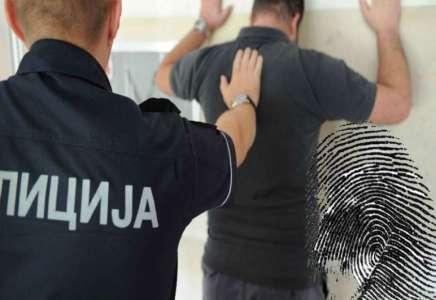 Uhapšen muškarac zbog pljačke menjačnice