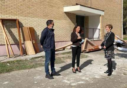 Vitman: Vrtić u Dolovu biće gotov do polovine decembra, sledi Banatsko Novo Selo